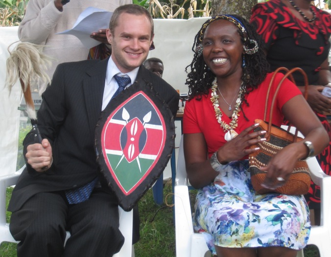 Dowry Celebration - Meru - David and BG